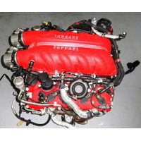 Engine Ferrari California 4.3 V8 460PS 2012
