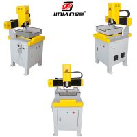 1.5KW Mini Desktop CNC Router For Woodworking 3 Axis/ 4 Axis/ 5 Axis thumbnail image