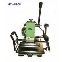Manual hot stamping machine thumbnail image