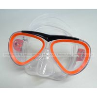 Junior diving mask M2623/ silicone or PVC