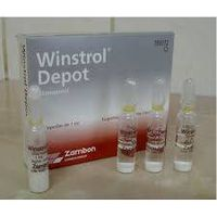 Oral / Injectable Winstrol (Stanozolol)