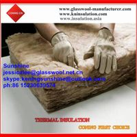R1.5-R4.0 Glass wool batts for ceiling and roof insulation thumbnail image