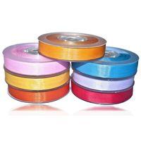 Enviromental Multicolor Organza Ribbon