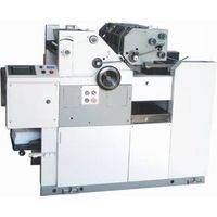 Continuous Computer Paper Bills Offset Press printing machine thumbnail image
