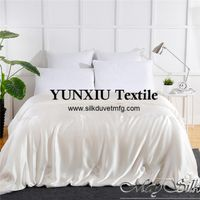 silk cover silk filled silk duvet with high quality and low MOQ thumbnail image