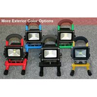 2014New product !!! led rechargeable flood lights 200w ce SAA camping emergency rescue IP65