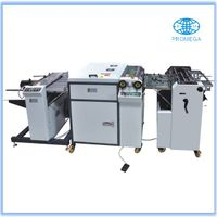 SGUV-480A fully automatic roll to roll UV coating machine