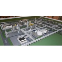 Scale model making,industrial models of plant layout thumbnail image