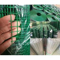 2x2 pvc coated welded wire mesh for bird cage
