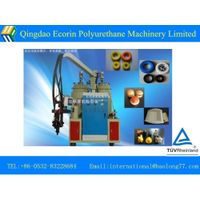 low pressure polyurethane foam machine for tires
