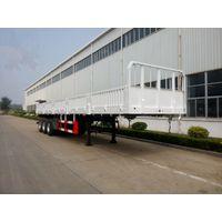 Three axles cargo semi trailer thumbnail image
