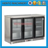 2017 Hot Selling Beverage Display Cooler