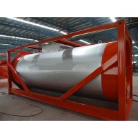 Best price large capacity LPG tank semitrailer