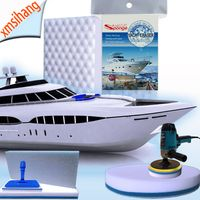 New Product Ideas 2021 Yacht Cleaning Products Magic Melamine Nano Eraser Sponge for Boat