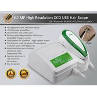 NEW 5.0 MP High Resolution CCD USB Hair Scope