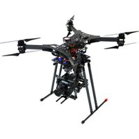 xFold rigs Cinema X8 U7 Drone with 3-Axis Gimbal for DSLR/Cinema Cameras