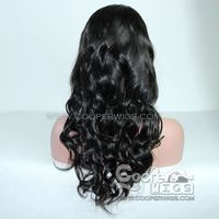 Cooper Wigs Lace Wigs Human Hair Brazilian Curly Lace Wigs for Black Women Pre Plucked thumbnail image