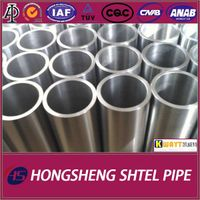 Seamless Carbon Steel Pipe for Fluid Transport