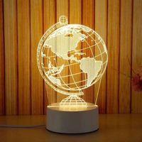 Hot sale creative LED night light 3D illusion LED light,kryplasticcraft.com thumbnail image