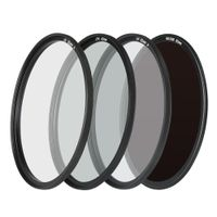 GiAi Screw-in ND Filter with Magnetic Ring ND8, ND64, ND1000