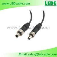 DC Power Cord with Locking plug thumbnail image