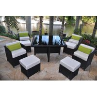 rattan/wicker  sofa set