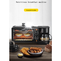 Three in one toaster breakfast machine multifunctional breakfast machine household oven breakfast ma