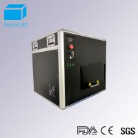 2D 3D Crystal Glass Printing Craving Laser Engraving Machine