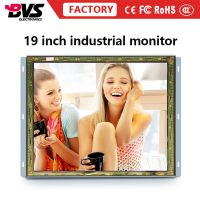 19 inch infrared touch monitor with VGA / RS232 input