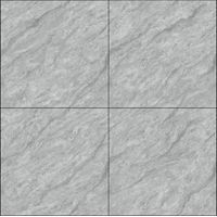 Hot Sale Elegant Marble Texture Interlinked Porcelain Floor Tile Home Decoration (800X800mm)