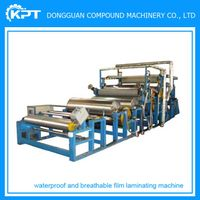 high performance roller heat cloth laminating machine for baby apparel