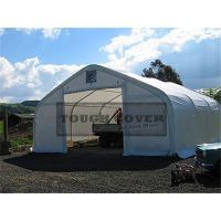 7.9m(26') wide, Portable Carport, Chinese Steel fabric Structures