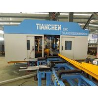 CNC 3D  H Beam Drilling Machine Model TSD1250