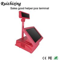 15 inch Touch Screen Dynamic POS terminal, All in One Type Android OS Pos Machine Making Business Op