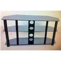 Multifunctional Glass TV Cabinet