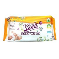Baby Wipes - Veela Brand - 100% biodegradeable