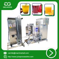 Small scale juice pasteurization equipment High Quality Sterilization equipment thumbnail image