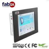 "FP8081T 8.4"" Fanless Atom Industrial Panel PC thumbnail image"