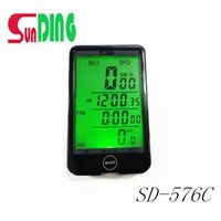 NEW TOUCH SCREEN Cycling Bike Bicycle Odometer Speedometer cycling accessories