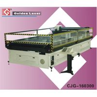 Professional Laser Cutting Machine for Textile and Industry Material (CJG-160300)