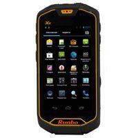 "Runbo X5 King / Rugged smartphone/ Unlocked/ Waterproof IP67/Shockproof /Dustproof/4.5"" IPS Gorilla/"