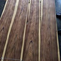 Santos Rosewood Face Veneer for Furniture Decoration