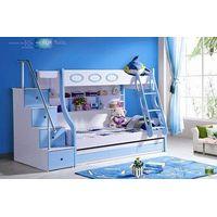MDF Children Bunk Bed Furniture