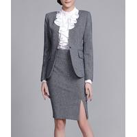 OEM 2 Piece Notch Lapel Women's Business Suit thumbnail image