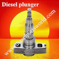 Diesel Plunger Barrel Assembly 2 418 455 309