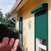 Aluminum roller shutters, rolling shutters, roll up shutters