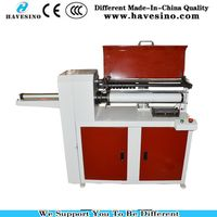 25-120mm paper ppipe cutting machine