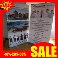85*200cm aluminum roll up stand,pull up banner stand