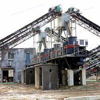 Shanman Crusher Sand Making Machine VSI Sand Making thumbnail image
