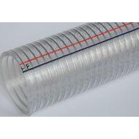 transparant reinforced PVC hose